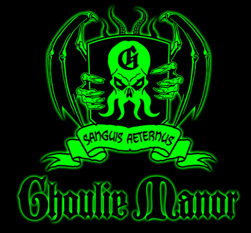 Ghoulie Manor Augmented Reality T-Shirt
